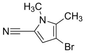 4-Bromo-1,5-dimethyl-1H-pyrrole-2-carbonitrile
