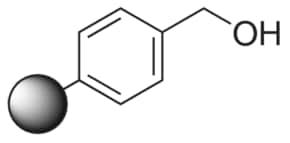 Benzyl alcohol, polymer-bound