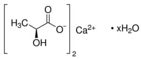 Calcium L-lactate hydrate